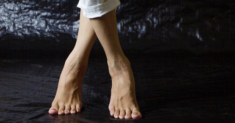Teške noge